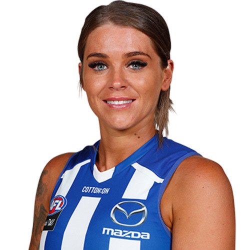 Photo of 2021 AFLW INDIGENOUS GUERNSEY - MATCH WORN BY SOPHIE ABBATANGELO #1