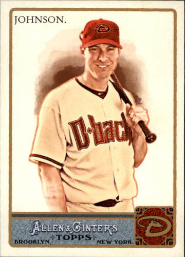 Photo of 2011 Topps Allen and Ginter #129 Kelly Johnson