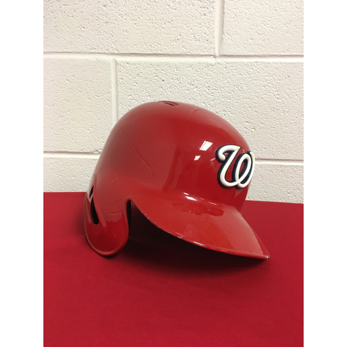 Photo of Team-Issued Helmet: Daniel Murphy 2017 Postseason