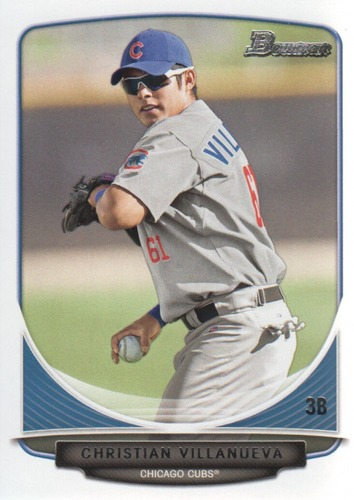 Photo of 2013 Bowman Prospects #BP38 Christian Villanueva