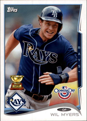 Photo of 2014 Topps Opening Day #40 Wil Myers