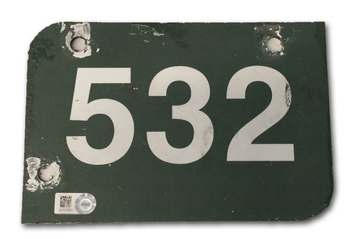 Photo of Wrigley Field Collection -- Aisle Marker 532 -- Removed after 2018 Season