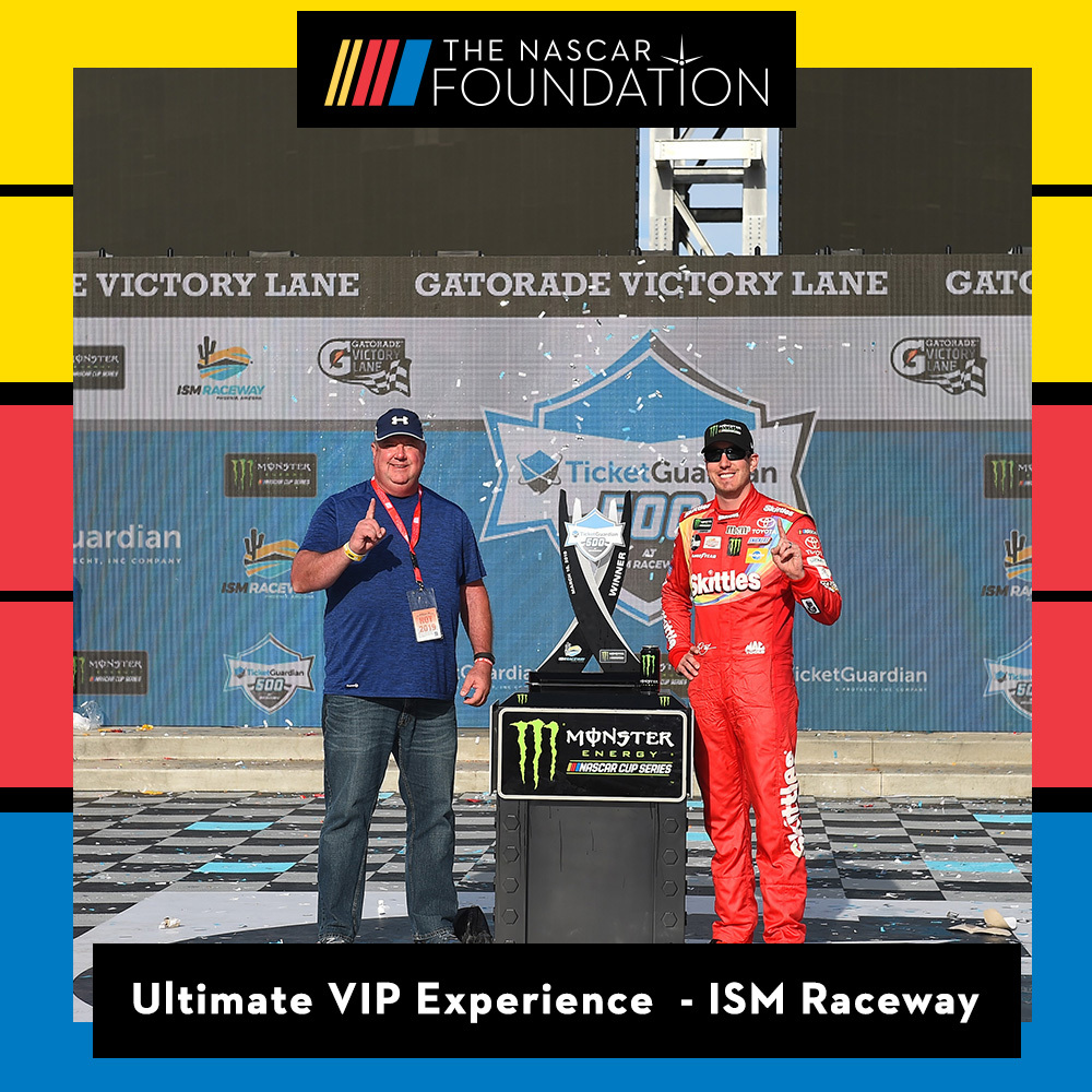 Ultimate VIP Experience at ISM Raceway!