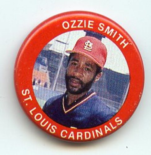 Photo of 1984 Fun Foods Pins #71 Ozzie Smith