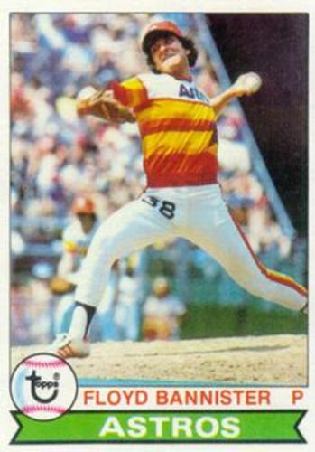 Photo of 1979 Topps #306 Floyd Bannister