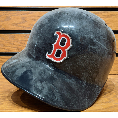 Photo of Andrew Benintendi #16 Team Issued Batting Helmet