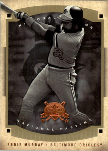Photo of 2005 National Pastime #77 Eddie Murray AI