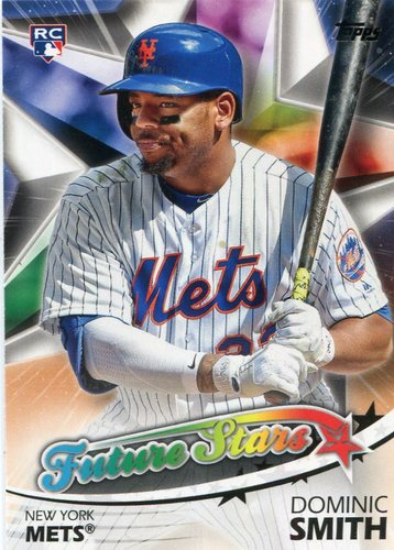 Photo of 2018 Topps Future Stars #FS4 Dominic Smith