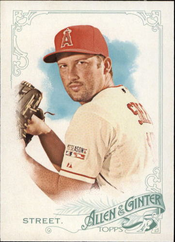 Photo of 2015 Topps Allen and Ginter #219 Huston Street