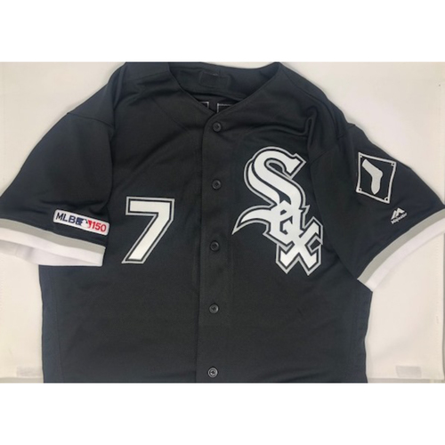 Photo of Tim Anderson Autographed Jersey