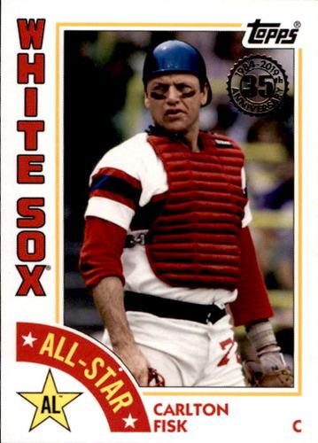 Photo of 2019 Topps '84 Topps All Stars #84ASCF Carlton Fisk