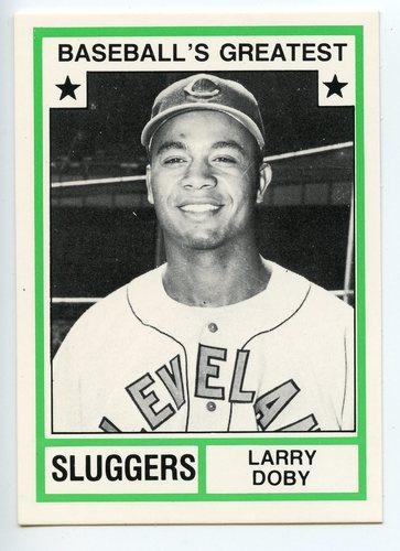 Photo of 1982 TCMA Greatest Sluggers #36 Larry Doby