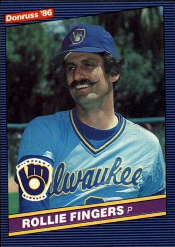 Photo of 1986 Donruss #229 Rollie Fingers