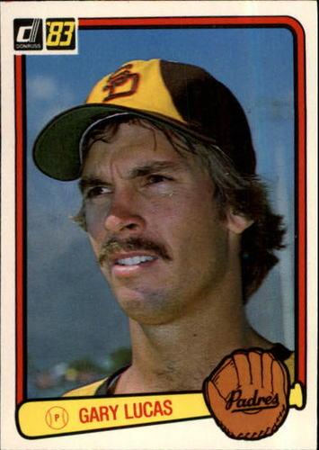 Photo of 1983 Donruss #187 Gary Lucas