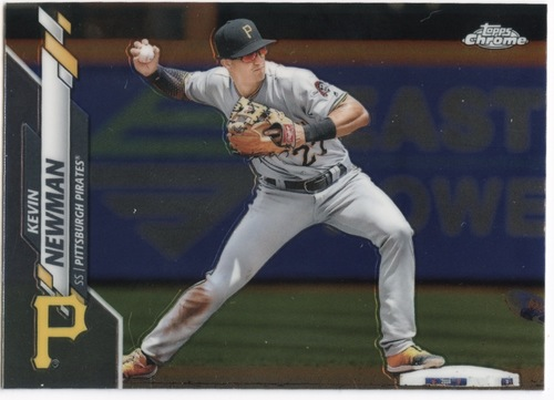 Photo of 2020 Topps Chrome #98 Kevin Newman