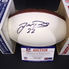 Dolphins - TJ McDonald Signed Panel Ball