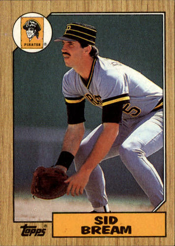 Photo of 1987 Topps #35 Sid Bream