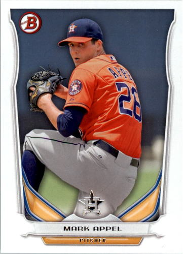 Photo of 2014 Bowman Draft Top Prospects #TP4 Mark Appel