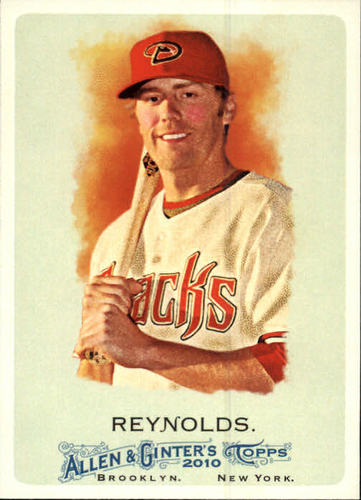 Photo of 2010 Topps Allen and Ginter #213 Mark Reynolds