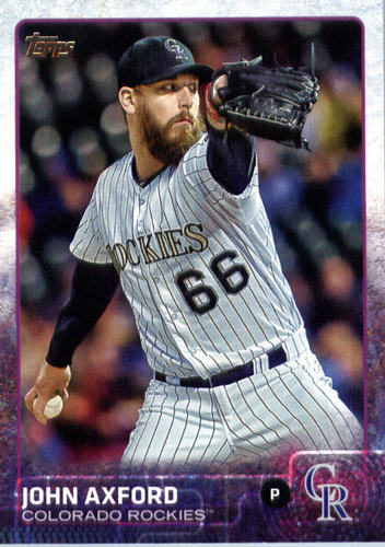 Photo of 2015 Topps Update #US16 John Axford