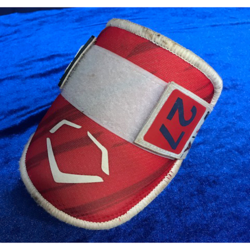 Photo of Mike Trout Elbow Pad