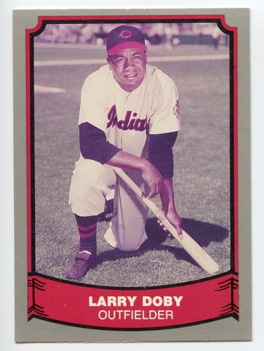 Photo of 1990 Pacific Legends #20 Larry Doby