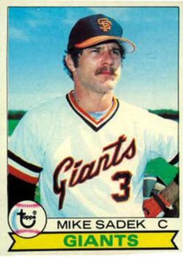 Photo of 1979 Topps #256 Mike Sadek