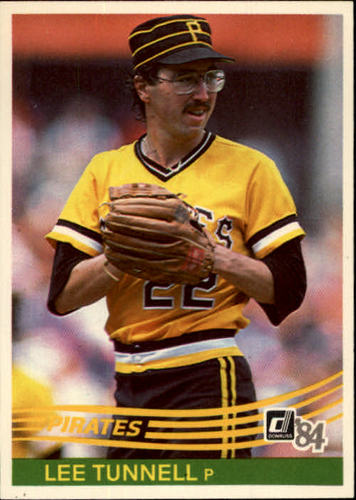 Photo of 1984 Donruss #592 Lee Tunnell
