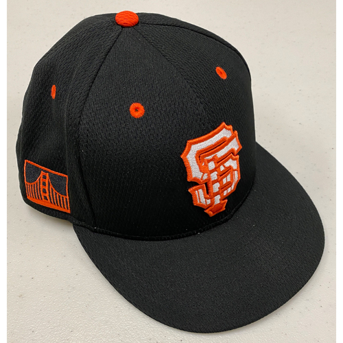 "Photo of 2020 Team Issued Spring Training Cap - ""BB"" 45-C - Size 7 1/2"