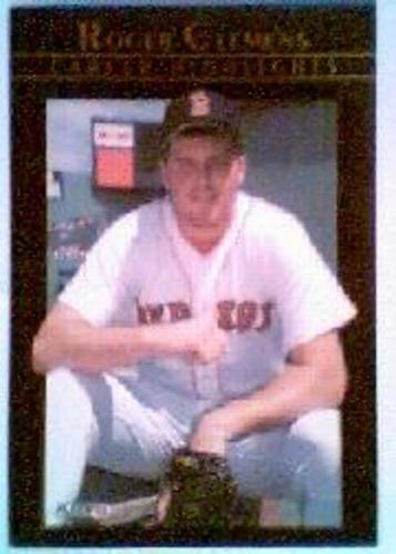 Photo of 1992 Fleer Clemens #3 Roger Clemens/The Show