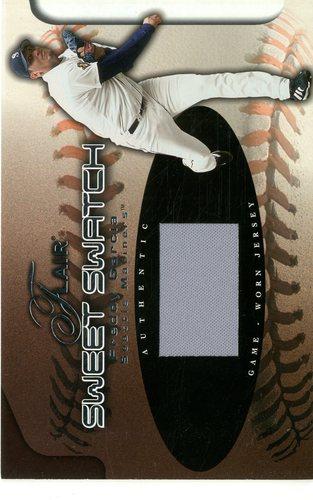 Photo of 2002 Flair Sweet Swatch #4 Freddy Garcia/620