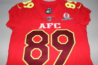 NFL - RAIDERS AMARI COOPER GAME ISSUED 2017 AFC PRO BOWL JERSEY - SIZE 44
