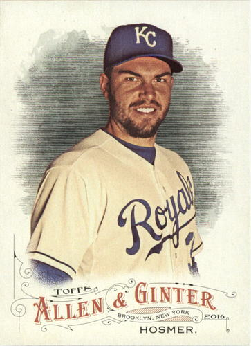 Photo of 2016 Topps Allen and Ginter #150 Eric Hosmer