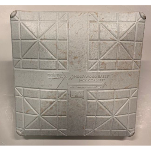 Photo of Game-Used Base: Ian Kinsler Home Run