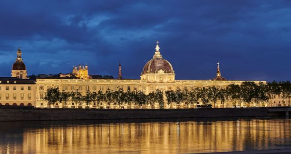 Clickable image to visit Enjoy a 2-Night Stay at the Historic InterContinental Lyon - Hotel Dieu