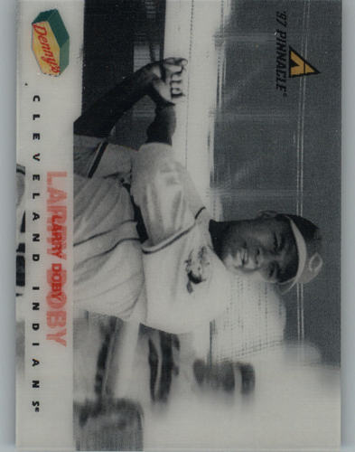 Photo of 1997 Denny's Holograms #30 Larry Doby/50th Anniversary