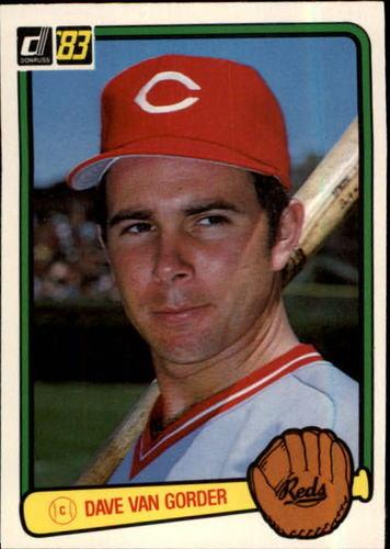 Photo of 1983 Donruss #188 Dave Van Gorder