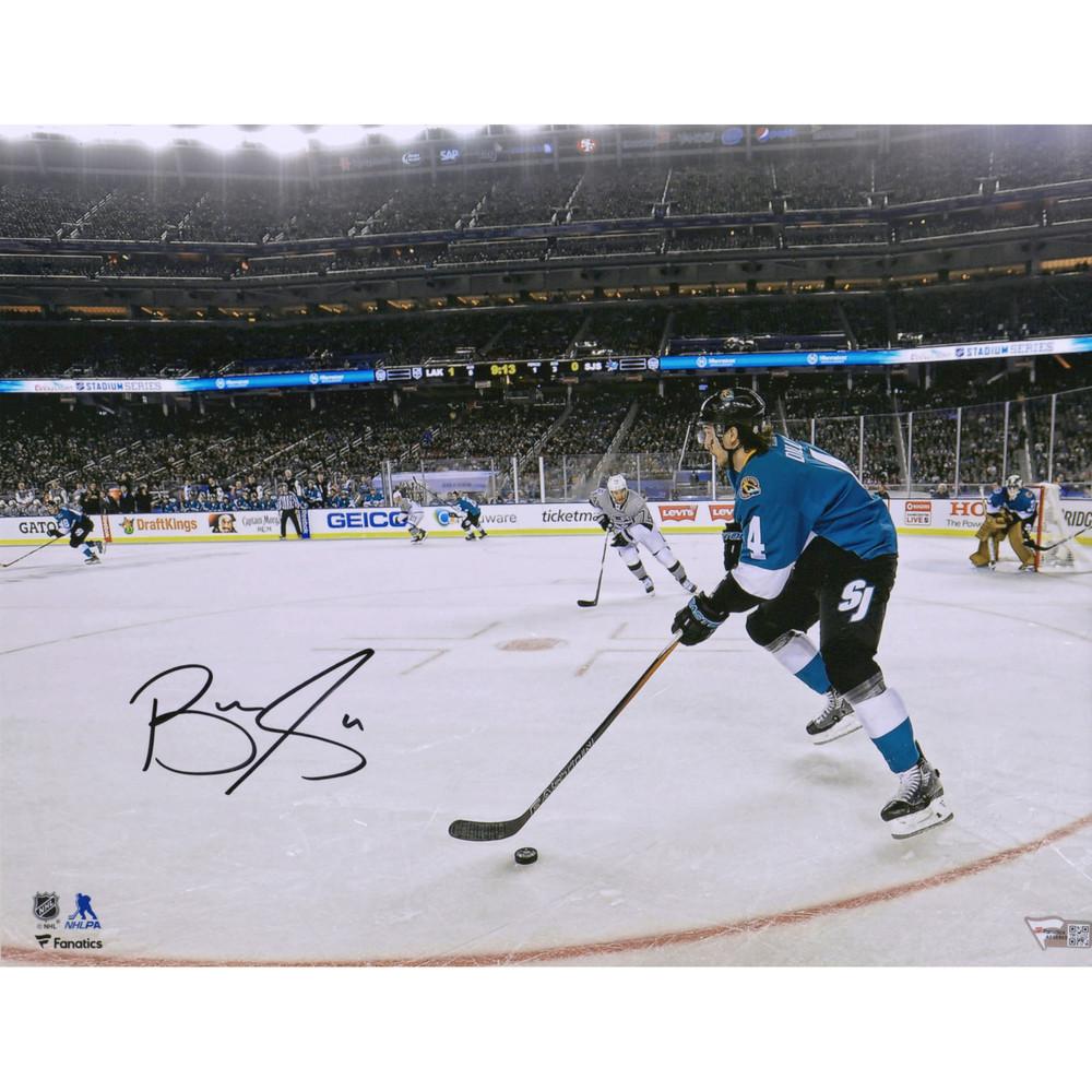 Brenden Dillon San Jose Sharks Autographed 11