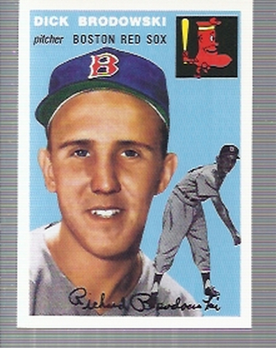 Photo of 1994 Topps Archives '54 #221 Dick Brodowski