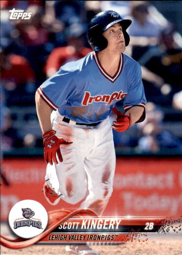 Photo of 2018 Topps Pro Debut #175 Scott Kingery