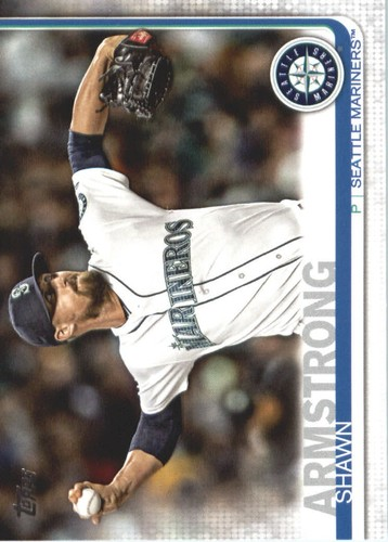 Photo of 2019 Topps #517 Shawn Armstrong