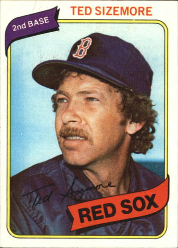 Photo of 1980 Topps #81 Ted Sizemore