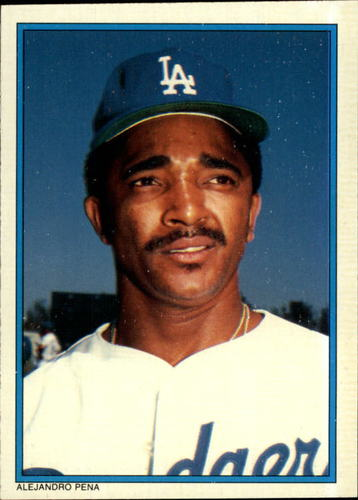 Photo of 1985 Topps Glossy Send-Ins #33 Alejandro Pena