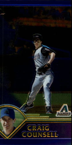 Photo of 2003 Topps Chrome #34 Craig Counsell
