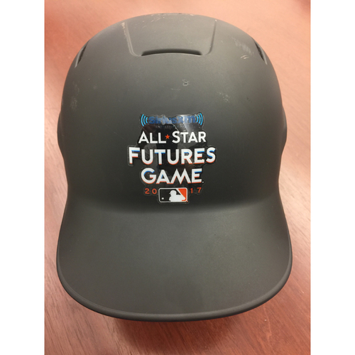 2017 All-Star Futures Game Auction: Eloy Jimenez Game-Used Helmet