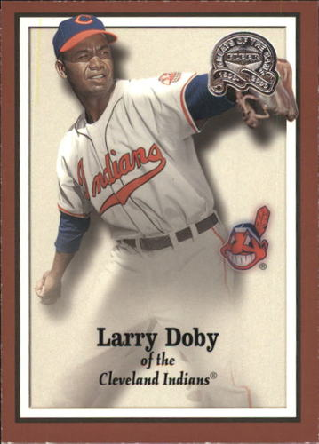 Photo of 2000 Greats of the Game #38 Larry Doby