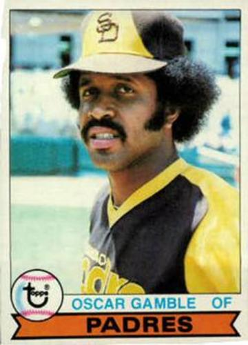 Photo of 1979 Topps #263 Oscar Gamble