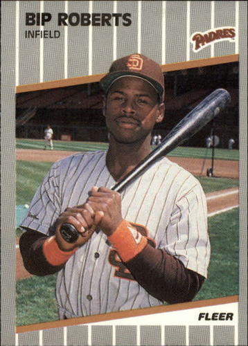 Photo of 1989 Fleer Update #126 Bip Roberts