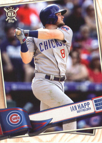 Photo of 2019 Topps Big League #326 Ian Happ