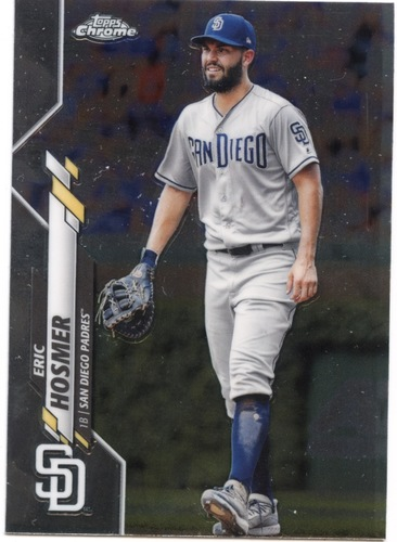 Photo of 2020 Topps Chrome #108 Eric Hosmer